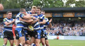 Bath trounce sorry Tigers