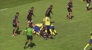 Toulouse 9-13 Clermont - Highlights
