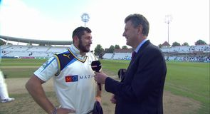 Bresnan and Bairstow delight