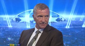 Souness analyses Arsenal defence