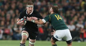 New Zealand v South Africa highlights