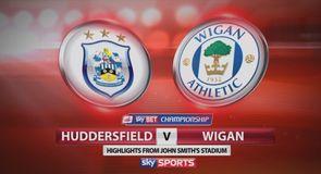 Huddersfield 0-0 Wigan