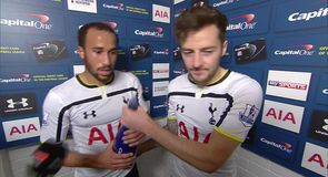 Spurs see off Forest