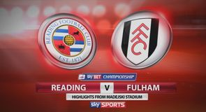Reading 3-0 Fulham
