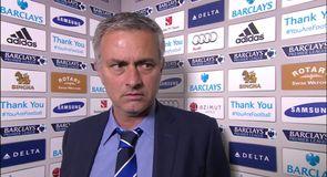 Chelsea v Swansea - Mourinho
