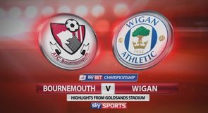 Bournemouth 2-0 Wigan