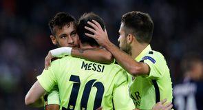UCL Goal of the Night - Neymar