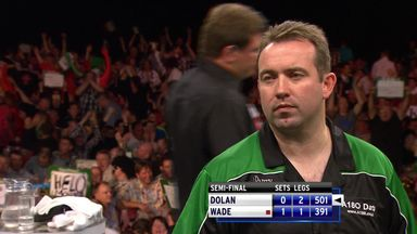 World Grand Prix: Dolan's 9-darter