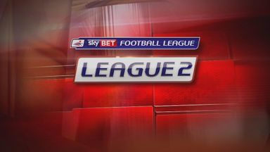 League Two Round-Up – 28th September