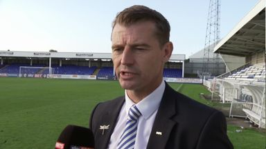 Hartlepool hand Shrewsbury first defeat