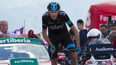 Froome could miss 2015 Tour