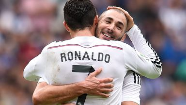 Deportivo 2 - 8 Real Madrid - Highlights