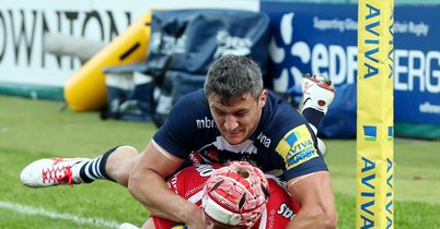 Gloucester bounce back against Sale
