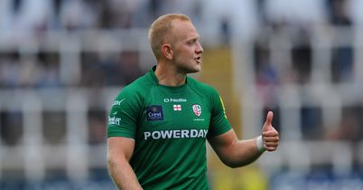 Geraghty could be England's answer