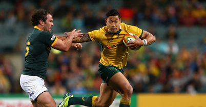 Springbok attack has evolved - Folau