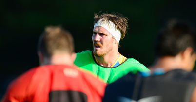 Douglas set for Leinster debut