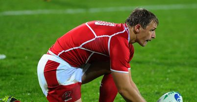 Russia win first leg of RWC play-off
