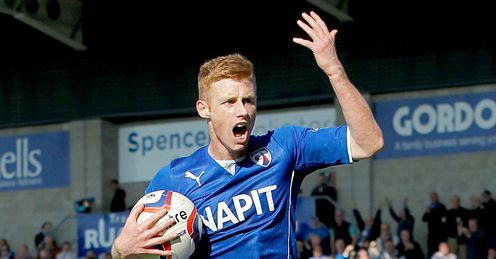 Doyle ends Chesterfield wait