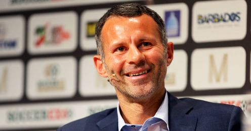 Giggs facing greatest challenge