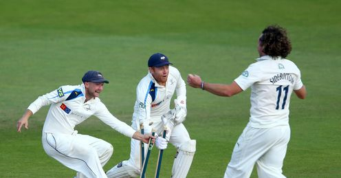Yorkshire Celebrate County Title