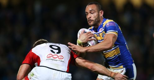 Leeds survive Giants comeback