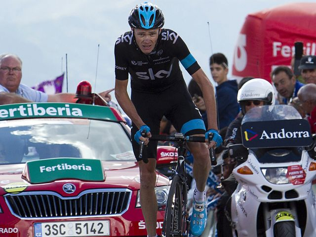 Froome: Enjoyed great battle with Contador