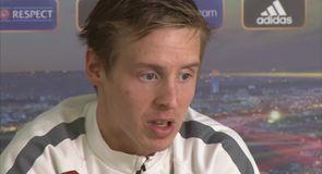 Johansen focussing on football