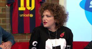 Soccer AM - Annie Mac