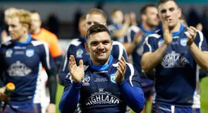 Brough inspires Scotland success