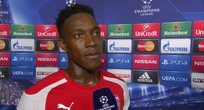 Welbeck delighted with hat-trick