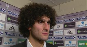 Fellaini elated with goal