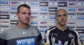 Newcastle sense a turning point