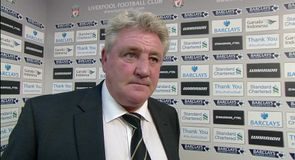Bruce: The players were terrific