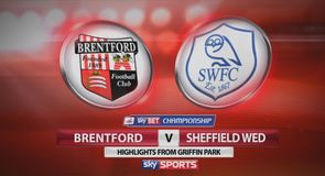 Brentford 0-0 Sheffield Wednesday