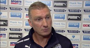 Pearson: We were unlucky