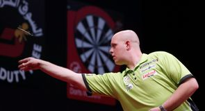 Grand Prix glory for Van Gerwen