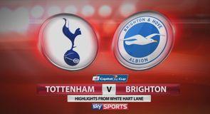 Tottenham 2-0 Brighton