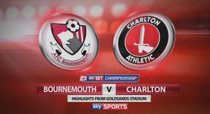 Bournemouth 1-0 Charlton