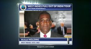 Holding blames WICB