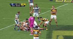 Taranaki beat Auckland in extra-time
