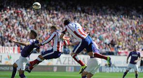 Atletico Madrid v Espanyol