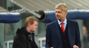 Wenger hails Arsenal spirit
