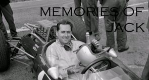 Memories of Sir Jack Brabham