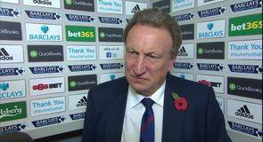 Warnock disappointed with referee