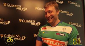 Captains' Questions - Benetton Treviso