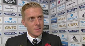 Swansea v Leicester - Monk