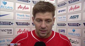 Gerrard - We were lucky
