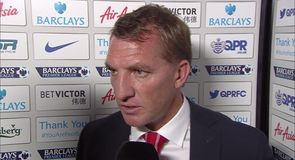 Rodgers - QPR deserved more