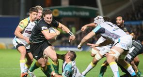 Northampton 34-6 Ospreys