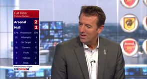 Le Tissier: Hull should be happy with point